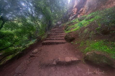 Stairways in Heaven