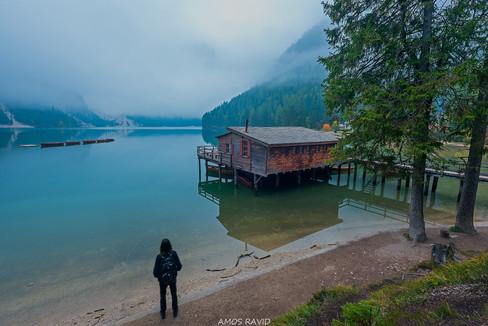 A Foggy Morning