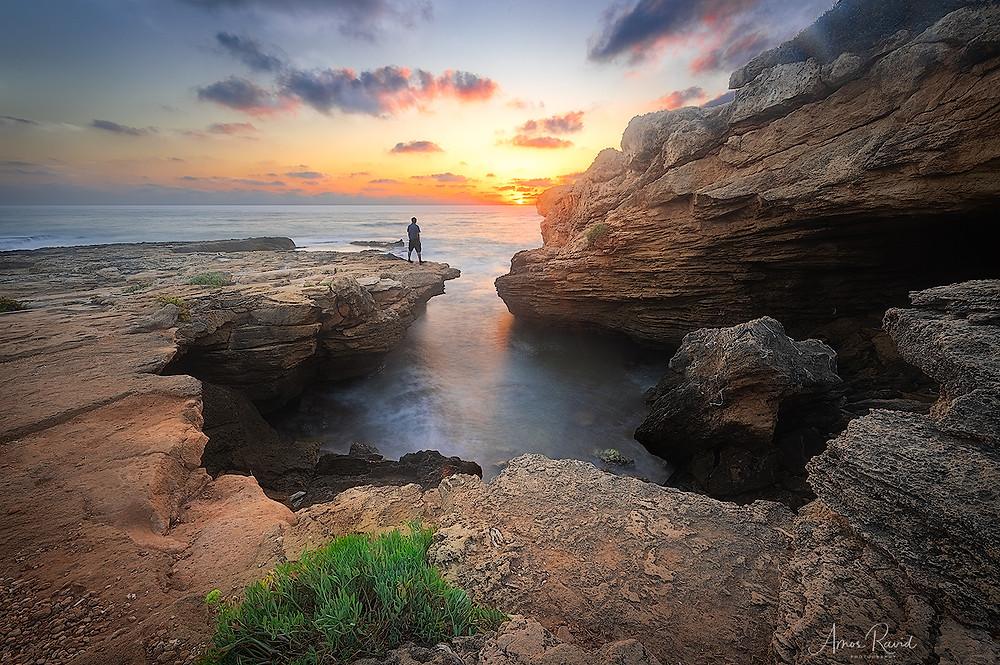 Achziv Rosh Hanikra Beach חוף אכזיב ראש הנקרה