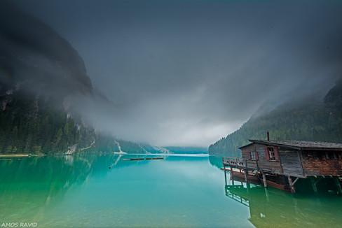 A Very Foggy Morning