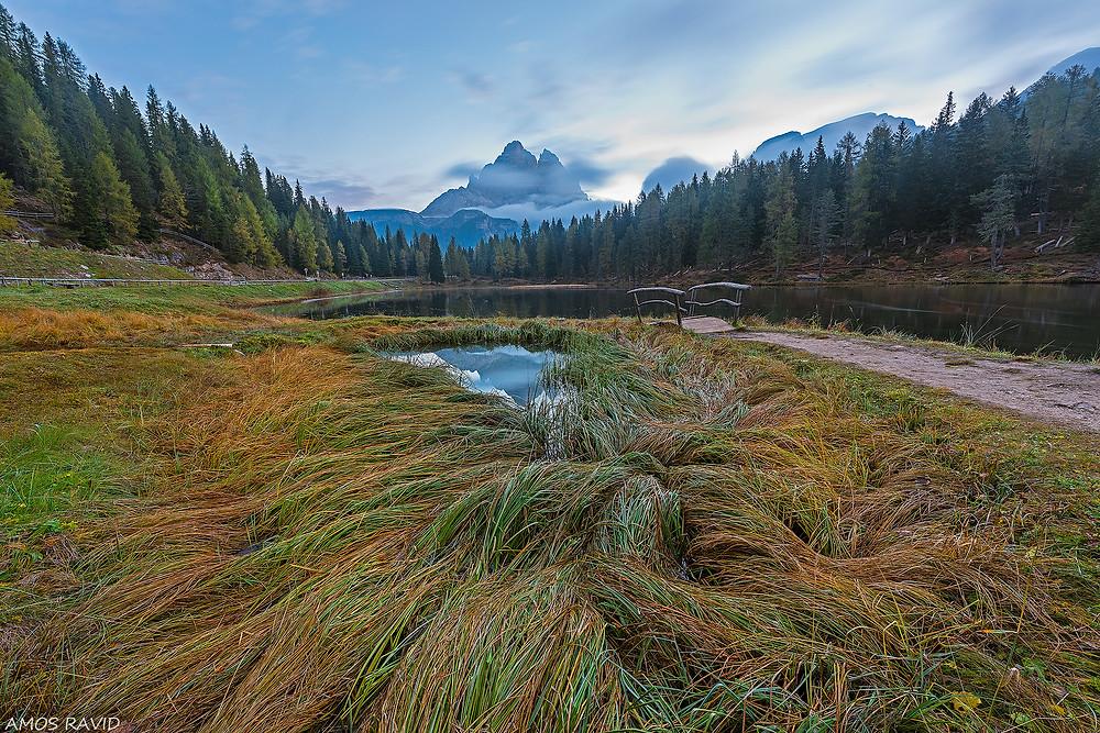 Lago d'Antorno, Dolomites - Italy