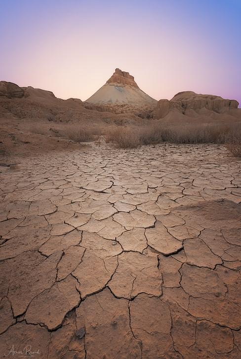 Mud Cracks