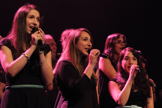 Vocalocity's girls