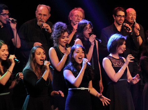 Vocalocity Soprano and Bases