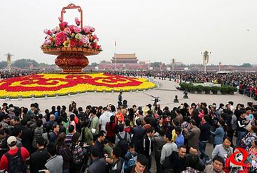 Feriado na China?