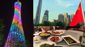 A inesquecível experiência de uma semana pela China