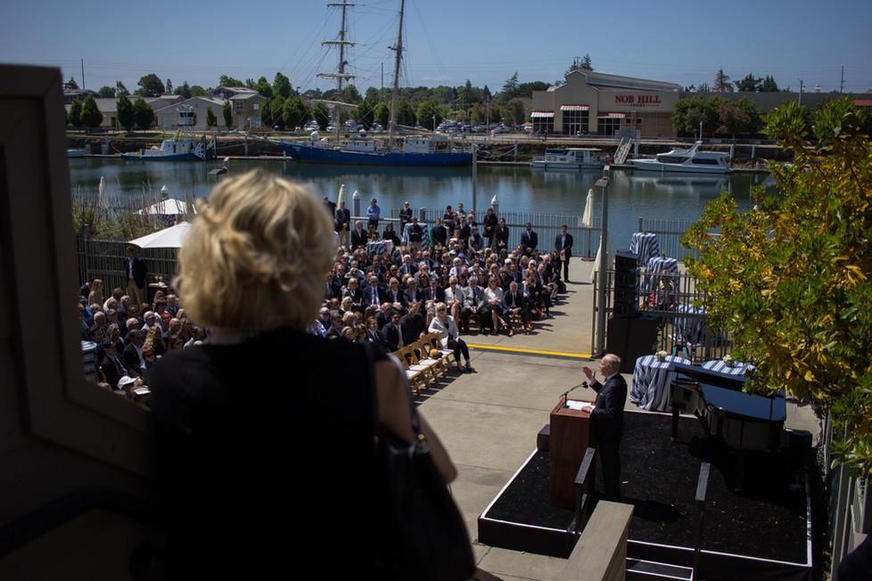 In Memoriam: T. Gary Rogers' Lasting Legacy Ripples Well Beyond California Crew
