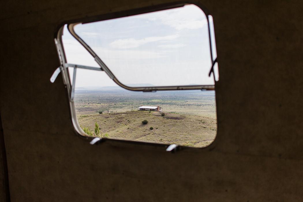 Summer in the desert: a quiet restoration
