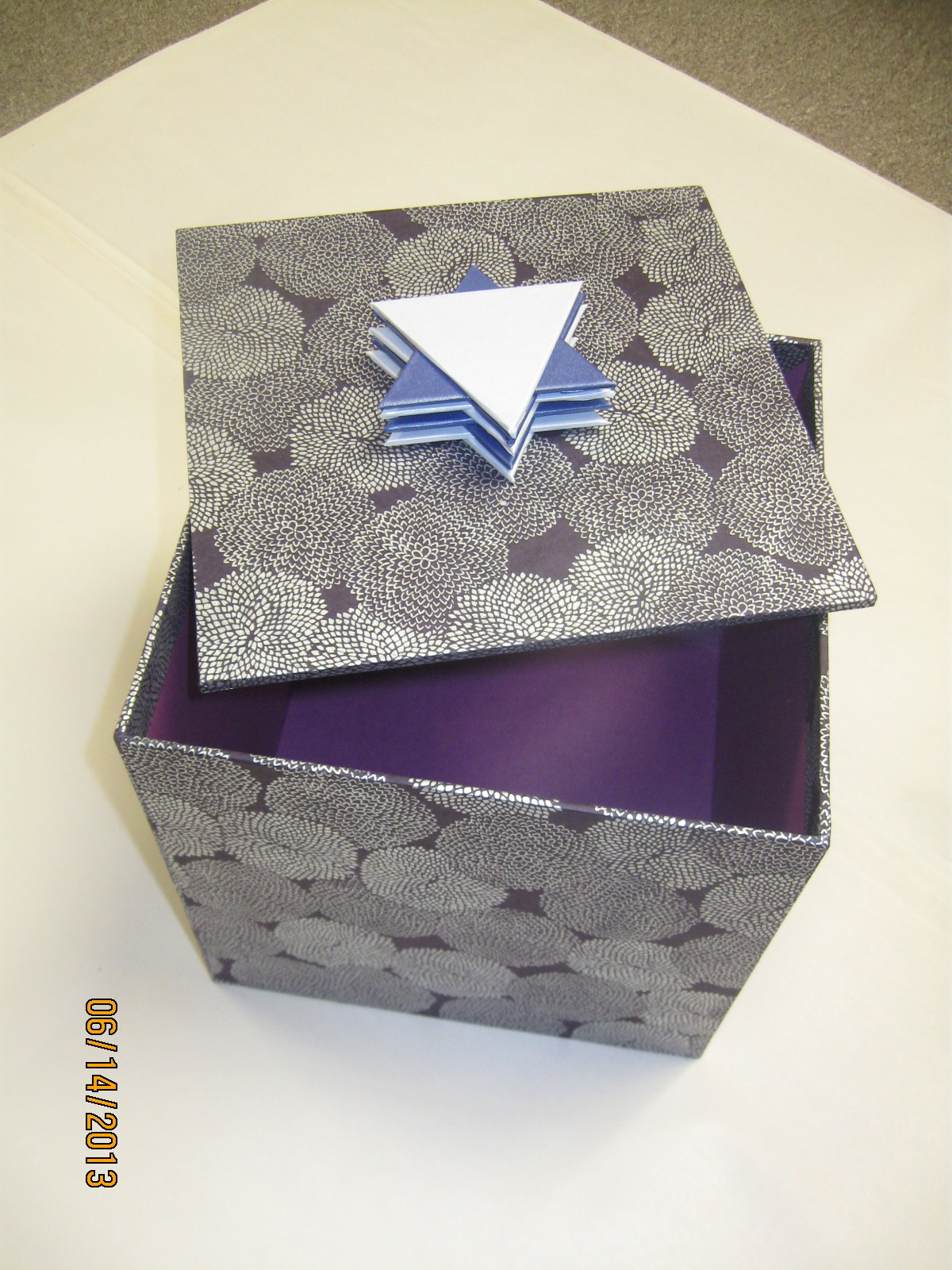 Bat Mitzvah Box