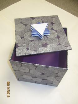 Bat Mitzvah Box