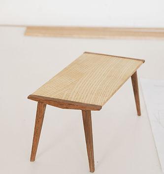 Modell Tisch