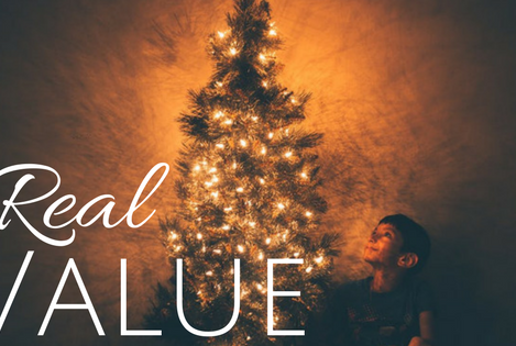 How do you determine the value of a house? The REAL value.