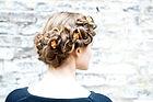 Lær at sætte dit håri en boheme frisure