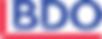 Logo BDO bedrijfsyoga klanten