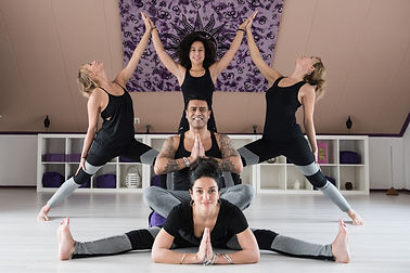 Yoga studio zaal 2