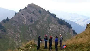 Yoga retreat Swiss Alps