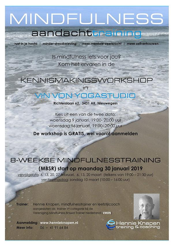 Aankondiging MF-workshops bij Vin-Von ap