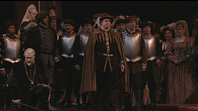 Adam Laurence Herskowitz, Don Riccardo