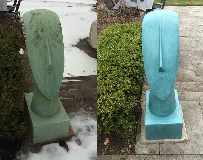 Easter Island Sculpture Restoration