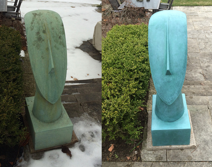 Easter Island Sculpture Restoration