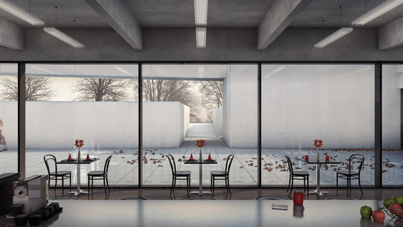 Bauhaus Archive Museum