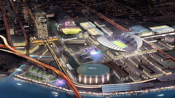 Bills Stadium Masterplan