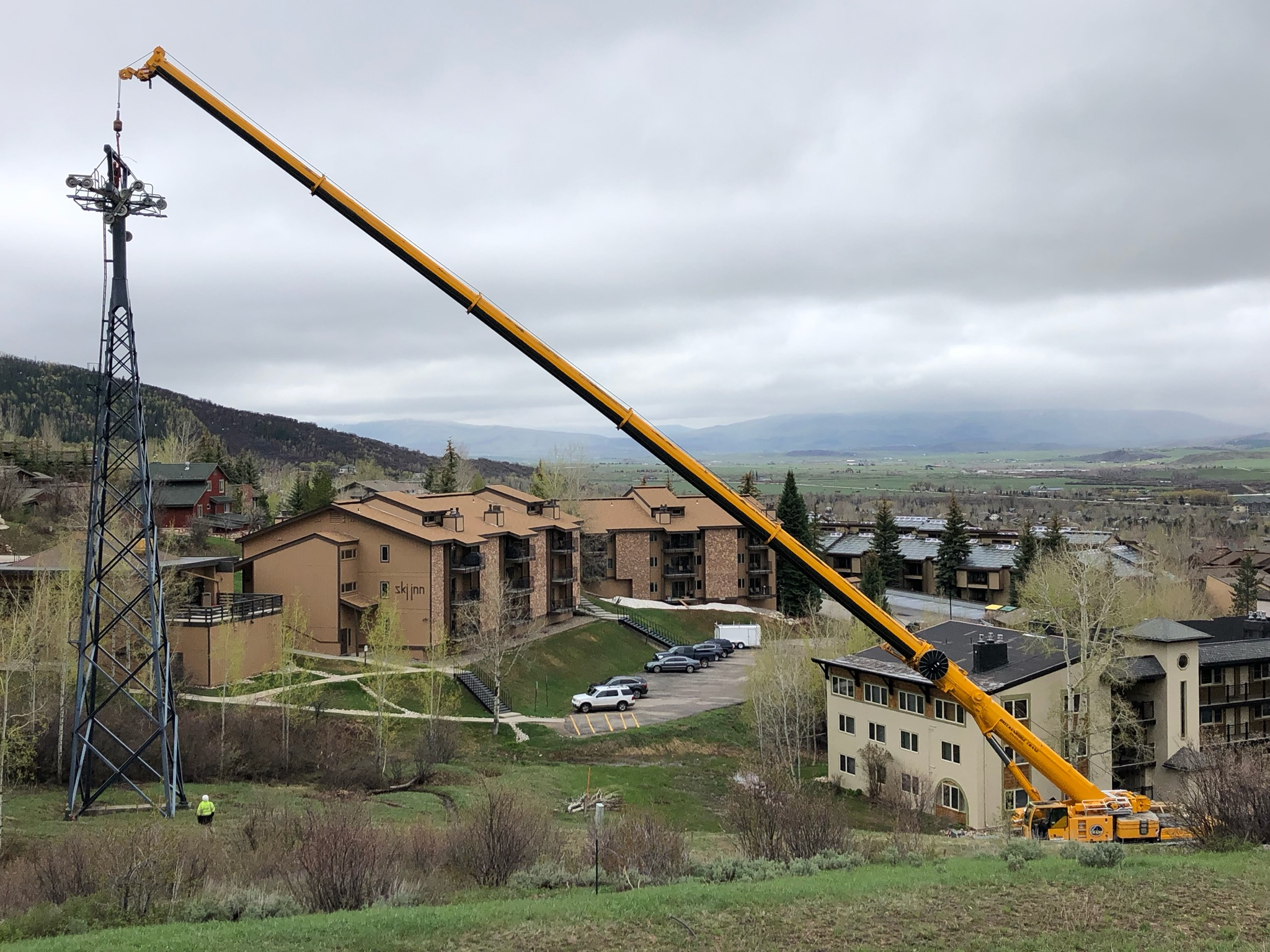 Steamboat Springs May 2019