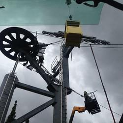 Breckenridge Ski area setup with Matt operating
