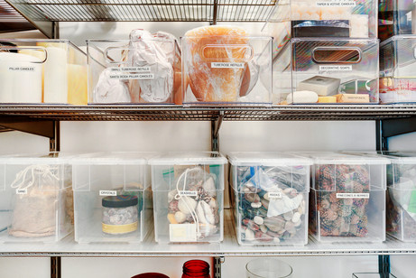 arranging aromatics