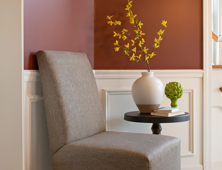 Sitting Room Staging - Marcia Gloria Staging & Redesign
