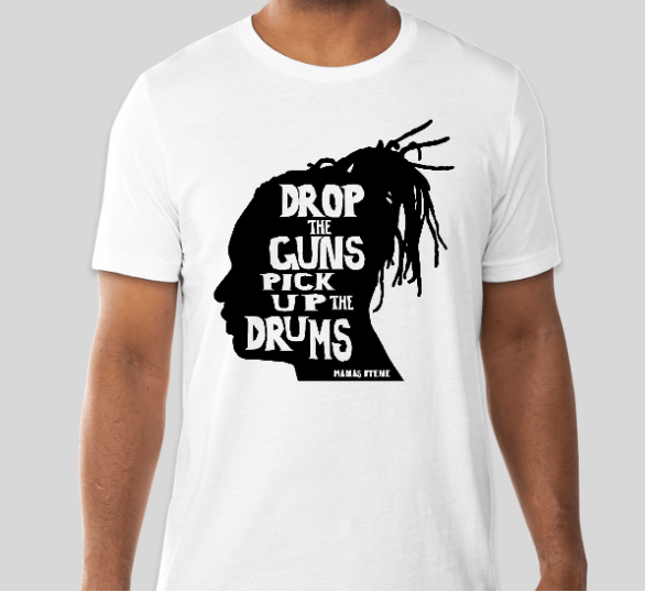 PICK UP THE DRUMS TEE