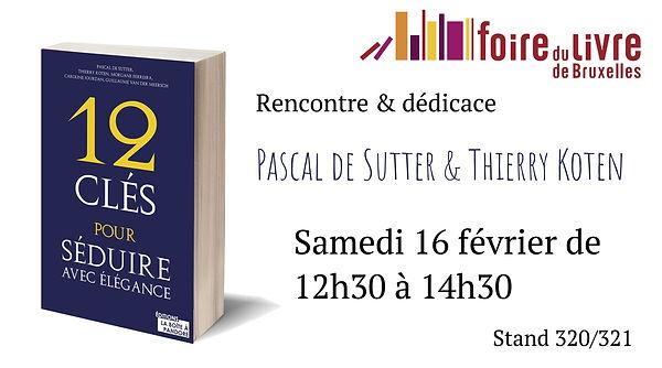 foire du livre Thierry Koten