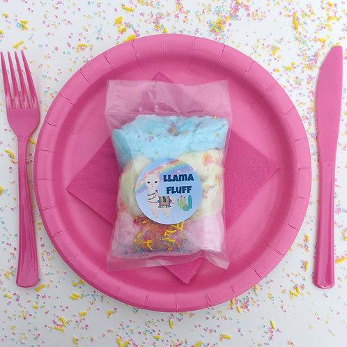 Llama Fluff Cotton Candy