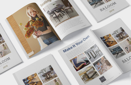 Saloom Furniture Product Catalog