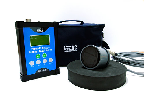 Ultrasonic Portable Sludge Level Meter (ENV100P)