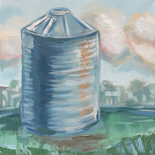 Grain Bin 2