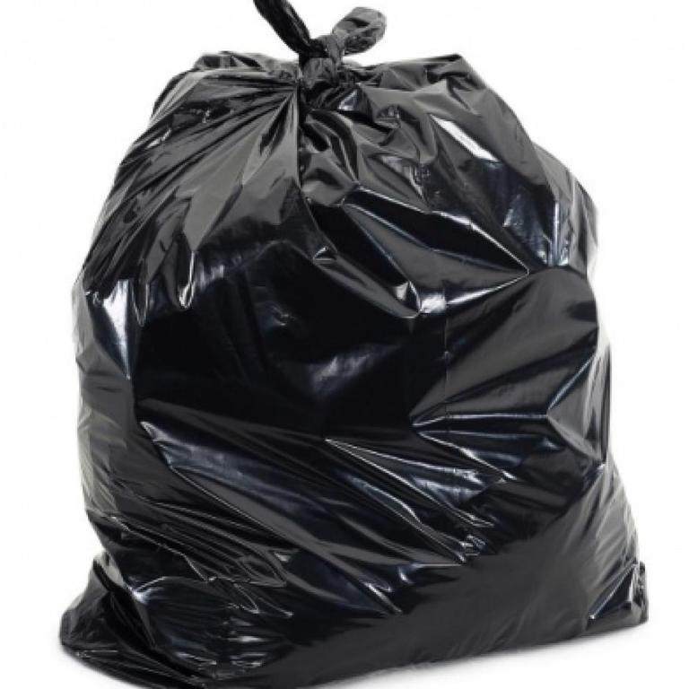 черный пакет