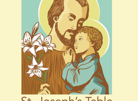 Thank You From St. Joseph's Table!