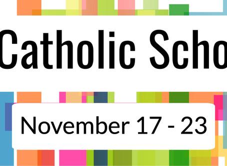 Discover Catholic Schools Week