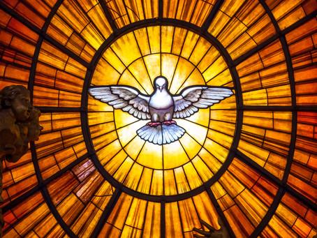 Pastor's Letter 5/31 (Pentecost)