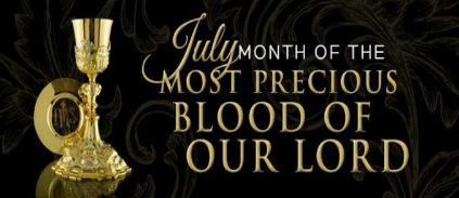 Symbols of the Precious Blood