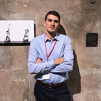 Co-fondateur Art in Research - Alexandre Darmon