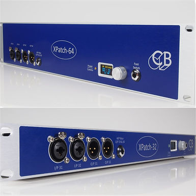 CB Electronics XPatch - a modern patching solution