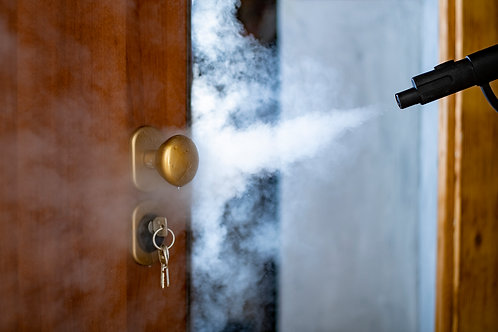 Fogging Liquid Disinfectant