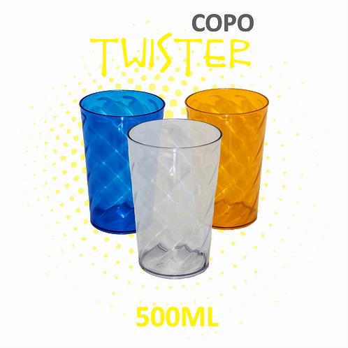 Copo Twister - 100 unidades