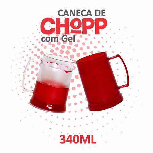Caneca de Gel - 340ml - 50 unidades