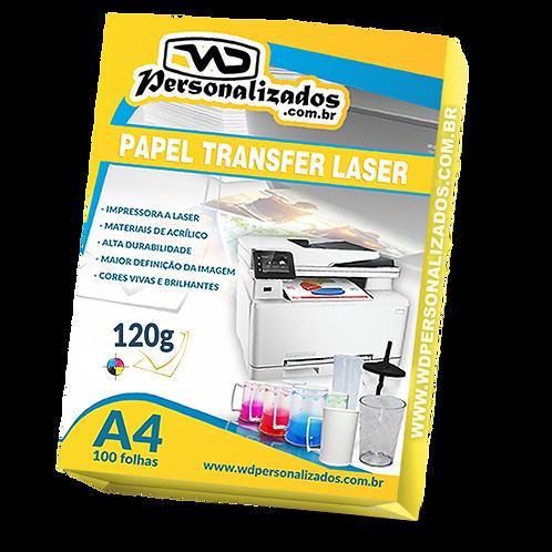 Papel Transfer Laser - 1000fls