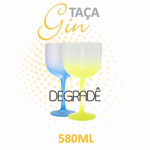 Taça de Gin Degradê - 50 unidades