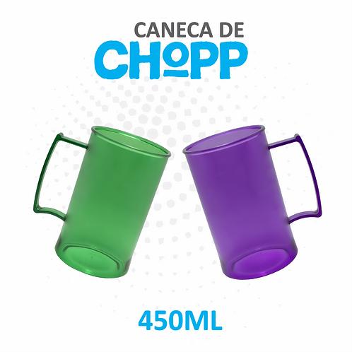 Caneca de Chopp - 450ml - 100 unidades