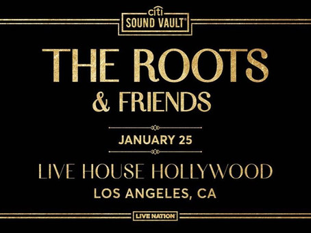 THE ROOTS JAM SESSIONS 2020 @ LIVE HOUSE